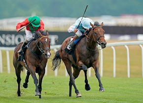 Fillies justify firm favouritism
