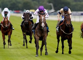 Sardinia Sunset breaks her maiden in style with Marygate success at York