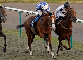 Three-year-old fillies get off the mark