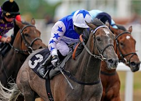 Angel Power records third win in Listed Liancourt